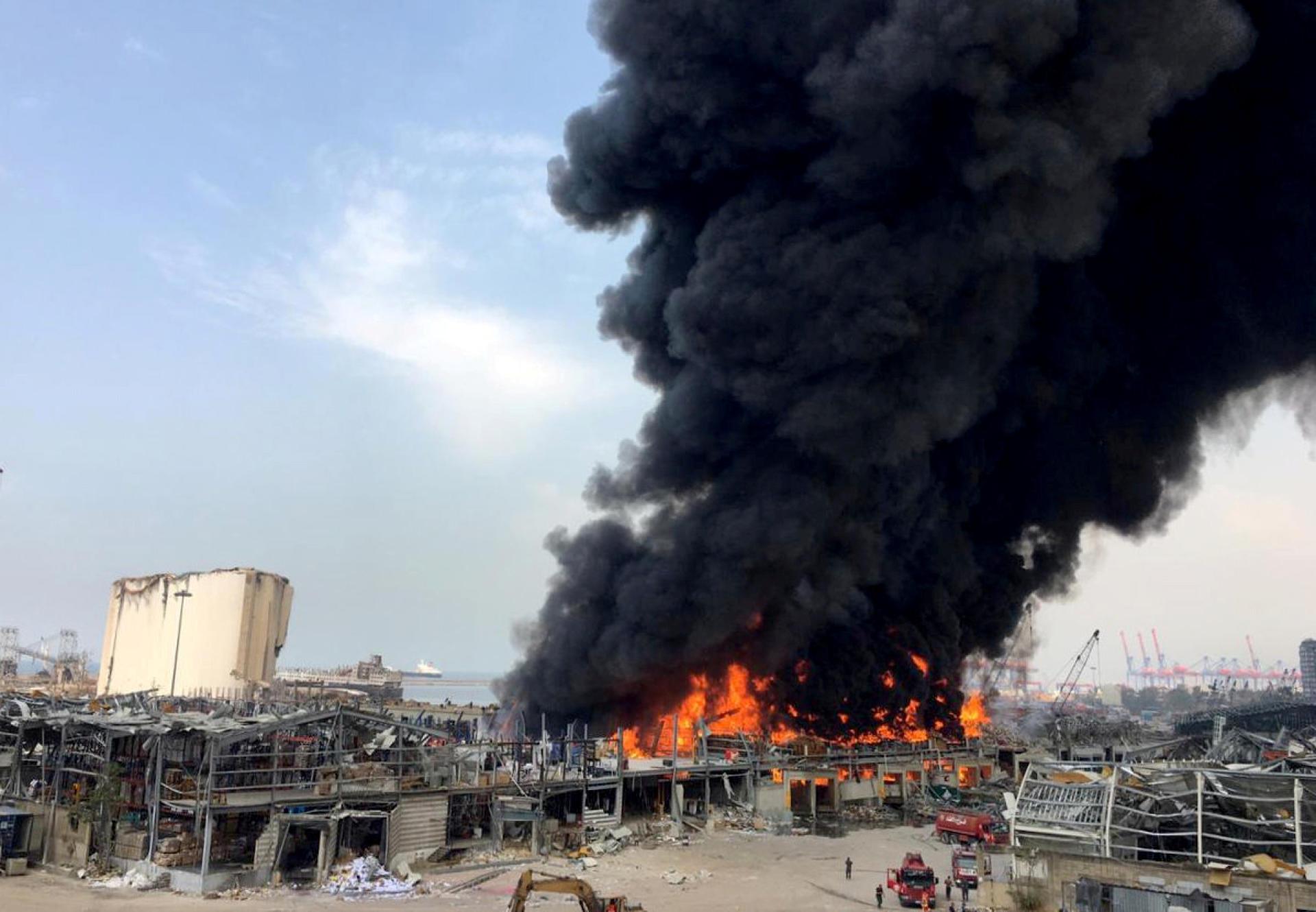 explosion port